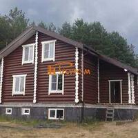 Дом 230 м² (кирпич) на участке 10 сот.